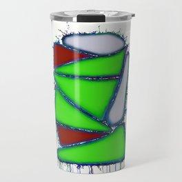 Green sail Travel Mug