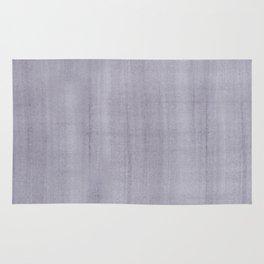 Purple Dry Brush Strokes Texture Rug