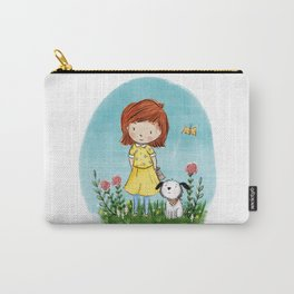 Polly and Smuggles Carry-All Pouch