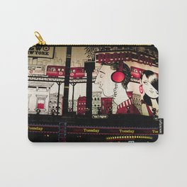 Ruby Tuesday Carry-All Pouch