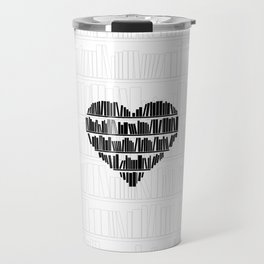 Book Lover II Travel Mug