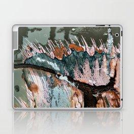 Corrosion Colors I Laptop & iPad Skin