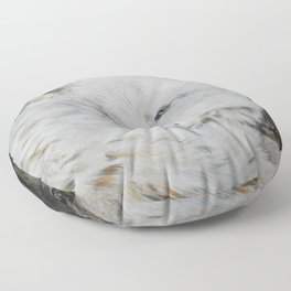 Eye of the Wild by Teresa Thompson Floor Pillow