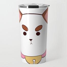 Puppycat Travel Mug
