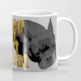 Lazy Frenchie Coffee Mug