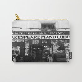 Shakespeare Love Carry-All Pouch