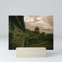 Eilean Donan Castle, Kyle of Lochalsh, Scotland Mini Art Print