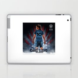 Carli Lloyd Laptop & iPad Skin