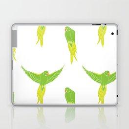 Wild Parrots of East Austin Laptop & iPad Skin