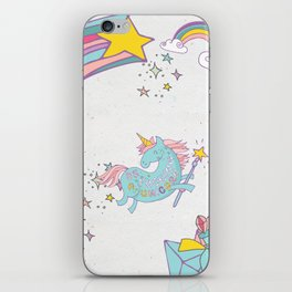 Be A Unicorn iPhone Skin