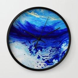 Arctic Current Wall Clock