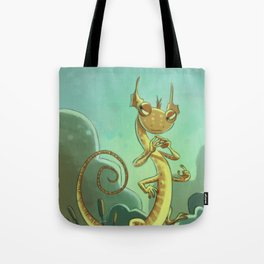 Goblins Drool, Fairies Rule! - Salamander Snoop Tote Bag