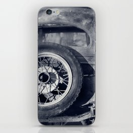The Old Car iPhone Skin