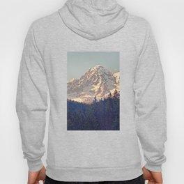 Mount Rainier Retro Hoody