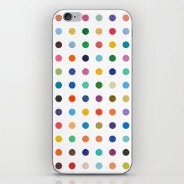 DAMIEN TRIBUTE iPhone Skin