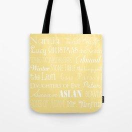 Narnia Celebration- shortbread Tote Bag