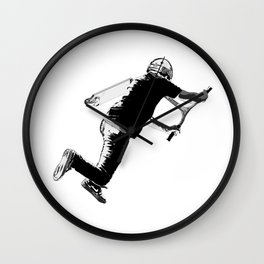 Tail-whip - Stunt Scooter Trick Wall Clock