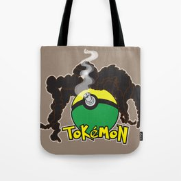 Tokemon Tote Bag