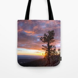 Grand Canyon, Parashant International Night Sky Province Tote Bag