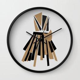 Fashion Origami Wall Clock