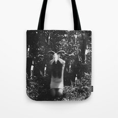 Candle Mass Tote Bag