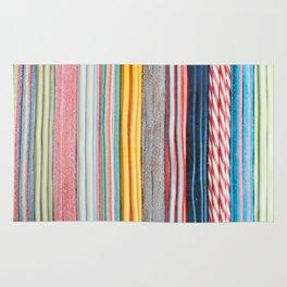 Long colorful marmalade Rug