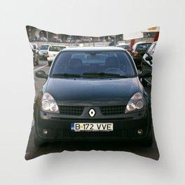 Clio Love Throw Pillow
