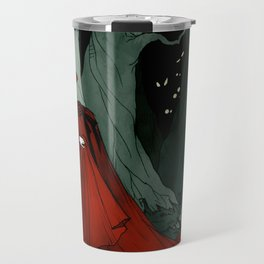 Snow White Lost in the Woods Travel Mug