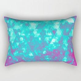 Glitteresques V Rectangular Pillow
