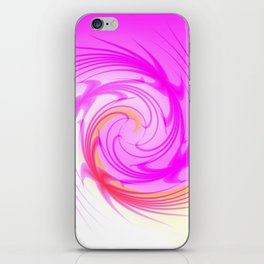Feather Duster iPhone Skin