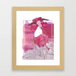 Shark 7.34 Framed Art Print
