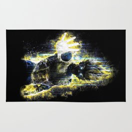 The Prince of all fighters Rug