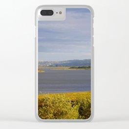 Bull Iland Tamar River Northern Tasmania*Australia* Clear iPhone Case