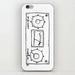 compressor LA-3A iPhone Skin