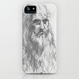 Leonardo iPhone Case