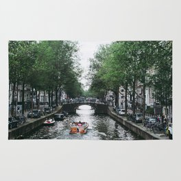 Canal Cruise Rug