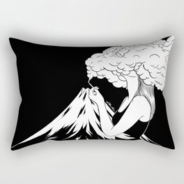 Head in the Clouds Rectangular Pillow
