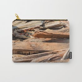 Redgum Sleepers Carry-All Pouch