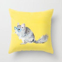Chin Chin Throw Pillow