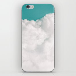 Dreaming Of Mountains iPhone Skin