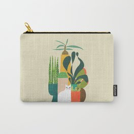 Still life with cat Carry-All Pouch