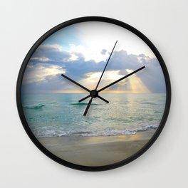 Beach #7 Wall Clock