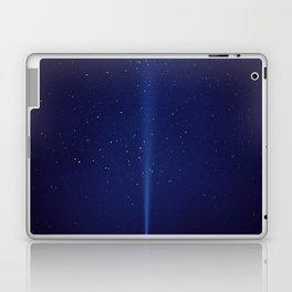 The Blue Sky (Color) Laptop & iPad Skin