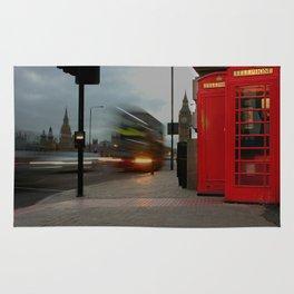 London Icons Rug