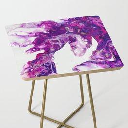 Fuchsia Side Table