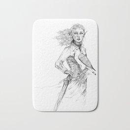 Queen of Terrasen Bath Mat