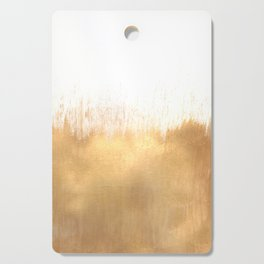 Brushed Gold Cutting Board