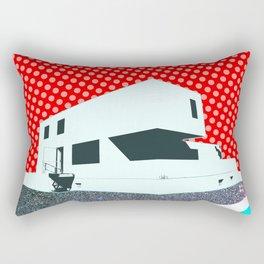 Bauhaus Meisterhaus Pop 5 Rectangular Pillow