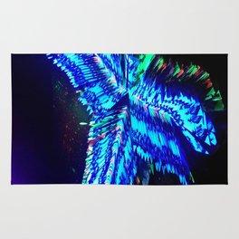 Entrapment Neon Rug