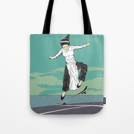 [ LET YOURSELF GO! ] The Vietnamese lady. Tote Bag